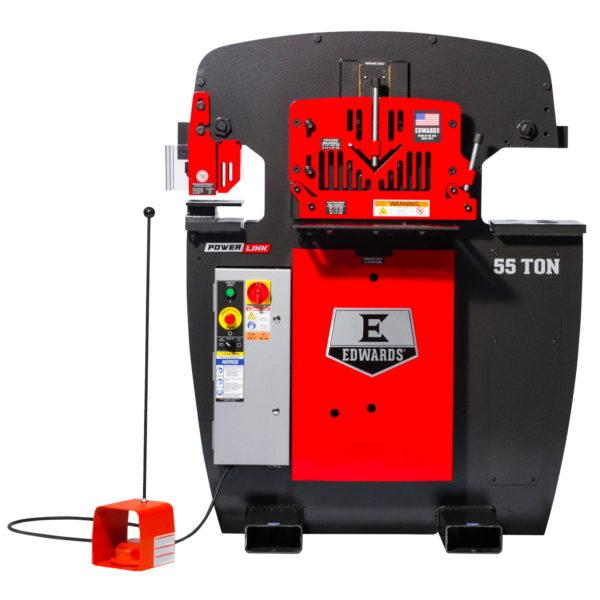 EDWARDS 55 Ton Ironworker