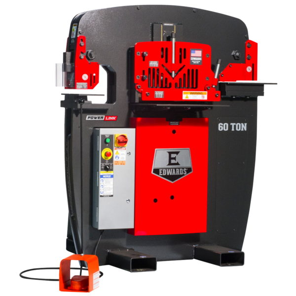 EDWARDS 60 Ton Ironworker