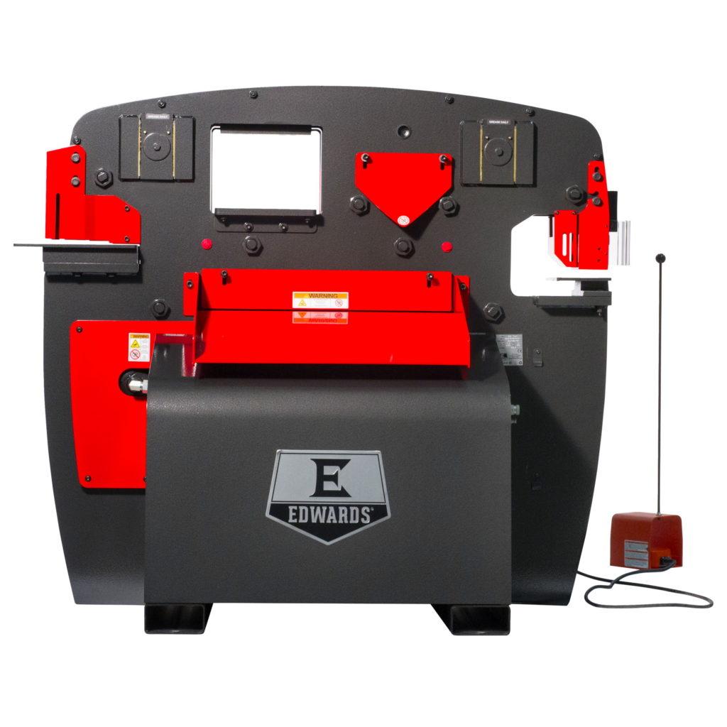 EDWARDS 65 Ton Ironworker