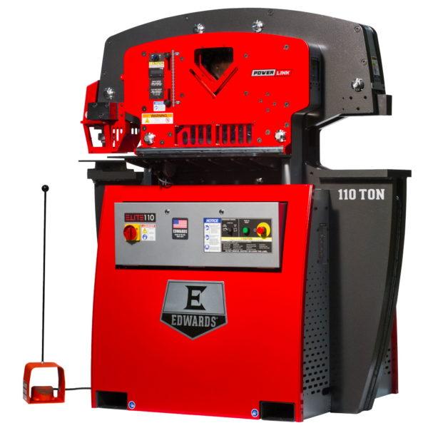 Edwards 110 Ton Elite Ironworker