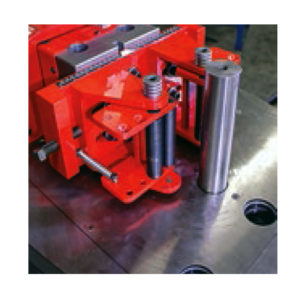 Clevis Forming Assembly