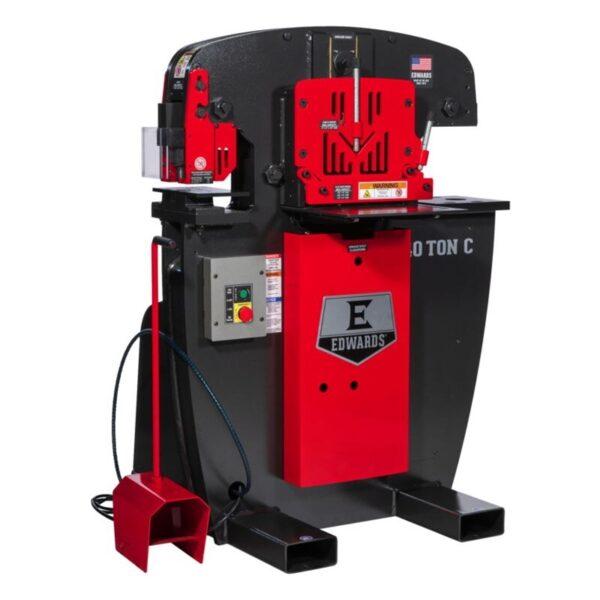EDWARDS 40 Ton C Ironworker